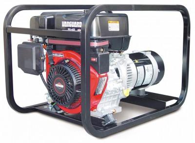 Бензиновый генератор Gesan G 7000 H L