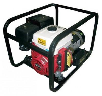 Бензиновый генератор Gesan G 8000/10000 H Электростартер