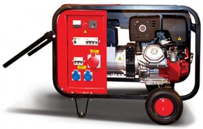Бензиновый генератор Gesan G 8 TF H Электростартер