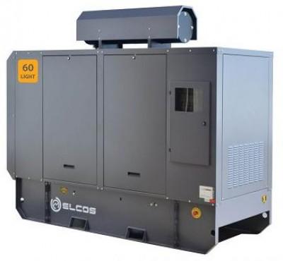Дизельный генератор Elcos GE.AI.066/060.LT