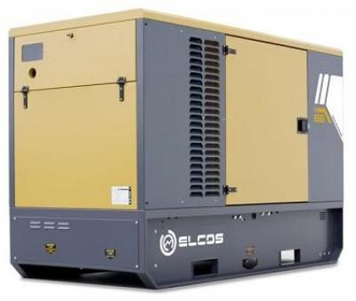 Дизельный генератор Elcos GE.AI.066/060.SS