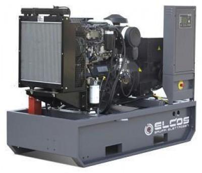 Дизельный генератор Elcos GE.AI.080/075.BF