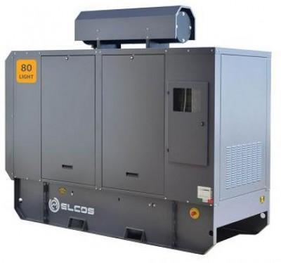 Дизельный генератор Elcos GE.AI.080/075.LT