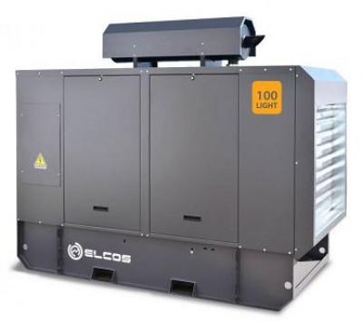 Дизельный генератор Elcos GE.AI.110/100.LT с АВР