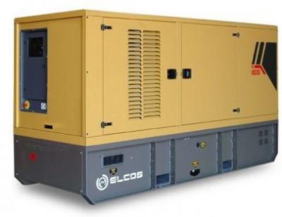 Дизельный генератор Elcos GE.AI.176/160.SS с АВР