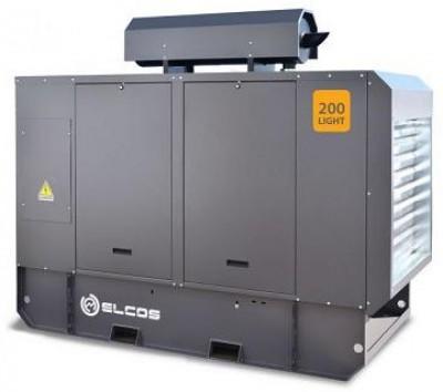 Дизельный генератор Elcos GE.AI.220/200.LT с АВР