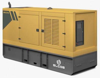 Дизельный генератор Elcos GE.AI.335/300.SS с АВР