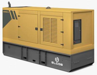 Дизельный генератор Elcos GE.AI.385/350.SS с АВР