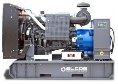 Дизельный генератор Elcos GE.AI.440/400.BF с АВР