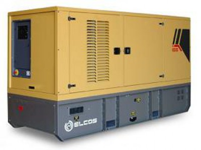 Дизельный генератор Elcos GE.AI3A.140/130.SS с АВР