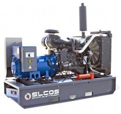 Дизельный генератор Elcos GE.DZ.225/205.BF