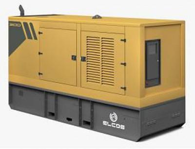 Дизельный генератор Elcos GE.AI3A.385/350.SS с АВР