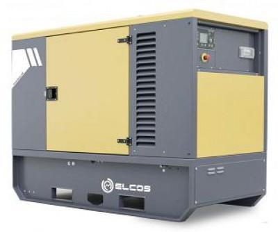 Дизельный генератор Elcos GE.CU.030/027.SS