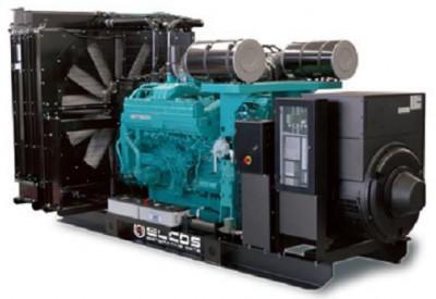 Дизельный генератор Elcos GE.CU.1030/940.BF