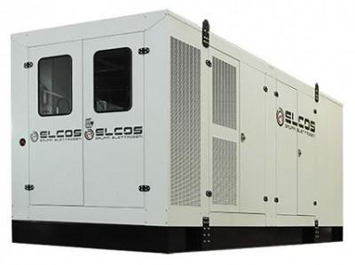 Дизельный генератор Elcos GE.CU.1100/1000.SS с АВР