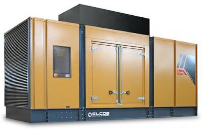 Дизельный генератор Elcos GE.CU.1390/1260.SS