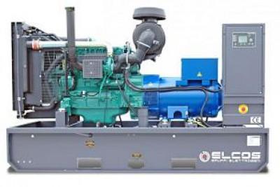 Дизельный генератор Elcos GE.CU.150/135.BF