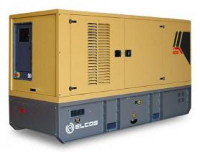Дизельный генератор Elcos GE.CU.150/135.SS