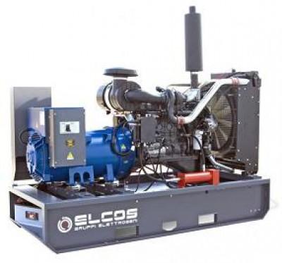 Дизельный генератор Elcos GE.CU.176/160.BF с АВР