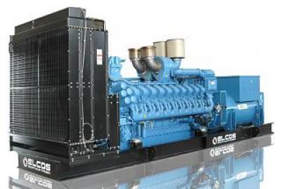 Дизельный генератор Elcos GE.CU.3000/2750.BF