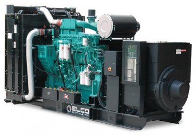 Дизельный генератор Elcos GE.CU.700/640.BF