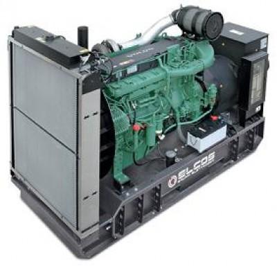 Дизельный генератор Elcos GE.DW.625/560.BF