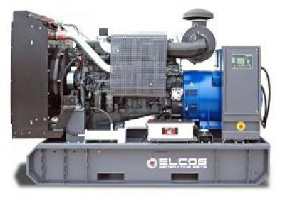Дизельный генератор Elcos GE.DZ.390/350.BF с АВР