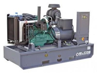 Дизельный генератор Elcos GE.JD3A.110/100.BF с АВР