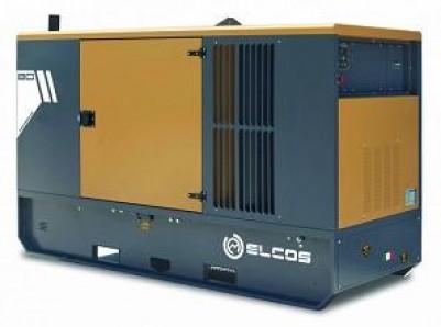 Дизельный генератор Elcos GE.JD3A.110/100.SS