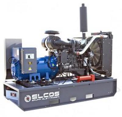 Дизельный генератор Elcos GE.JD3A.160/150.BF