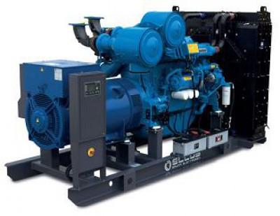 Дизельный генератор Elcos GE.MH.740/680.BF с АВР