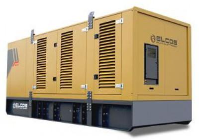 Дизельный генератор Elcos GE.MH.740/680.SS с АВР