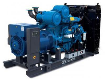 Дизельный генератор Elcos GE.MT.1260/1140.BF