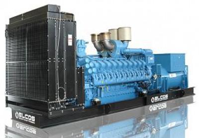 Дизельный генератор Elcos GE.MT.1520/1400.BF
