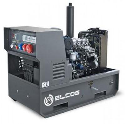 Дизельный генератор Elcos GE.PK.011/010.BF с АВР