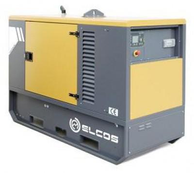 Дизельный генератор Elcos GE.PK.015/013.SS
