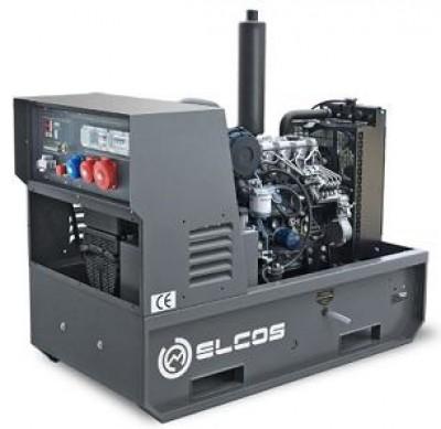 Дизельный генератор Elcos GE.PK.021/020.BF с АВР