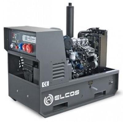 Дизельный генератор Elcos GE.PK.022/020.BF с АВР
