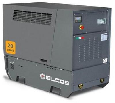 Дизельный генератор Elcos GE.PK.022/020.LT с АВР