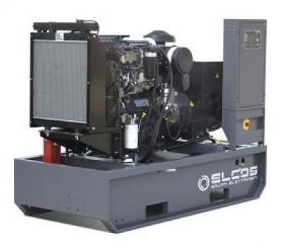 Дизельный генератор Elcos GE.PK.088/080.BF
