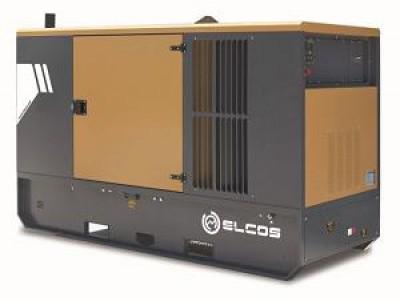 Дизельный генератор Elcos GE.PK.088/080.SS