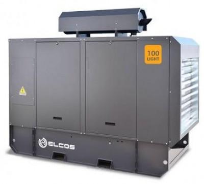 Дизельный генератор Elcos GE.PK.110/100.LT с АВР