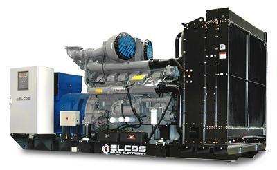 Дизельный генератор Elcos GE.PK.1380/1250.BF
