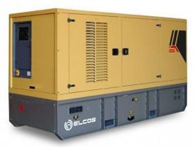 Дизельный генератор Elcos GE.PK.151/137.SS