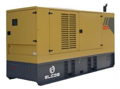 Дизельный генератор Elcos GE.PK.166/150.SS с АВР