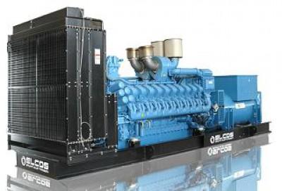 Дизельный генератор Elcos GE.PK.2500/2250.BF с АВР