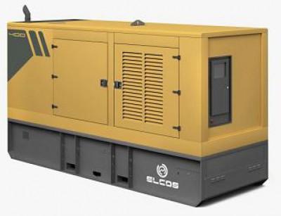 Дизельный генератор Elcos GE.PK.450/400.SS