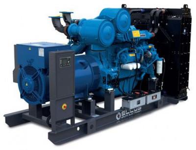 Дизельный генератор Elcos GE.PK.800/730.BF