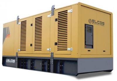 Дизельный генератор Elcos GE.PK.800/730.SS с АВР