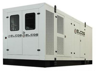 Дизельный генератор Elcos GE.PK.996/905.SS
